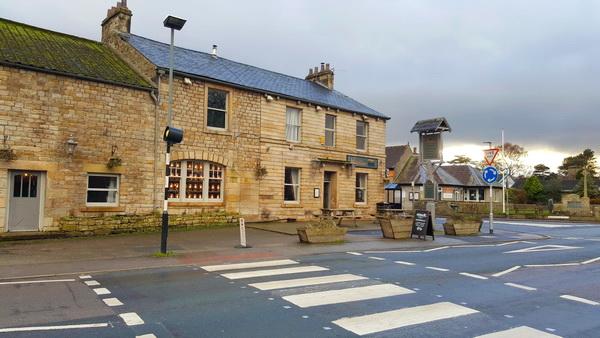 Station Hotel Caton