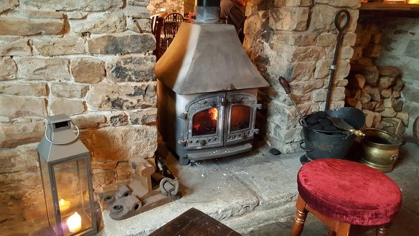 A warm and cosy informal atmosphere at The Station Inn Caton